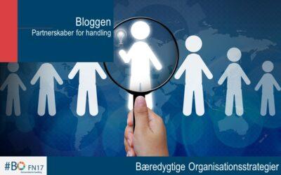 #Bæredygtige Organisationsstrategier